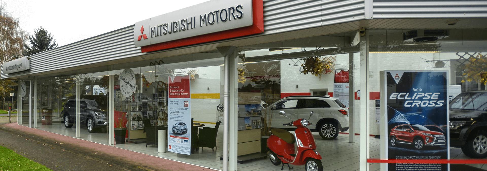 Autohaus Habighorst - Datenschutz