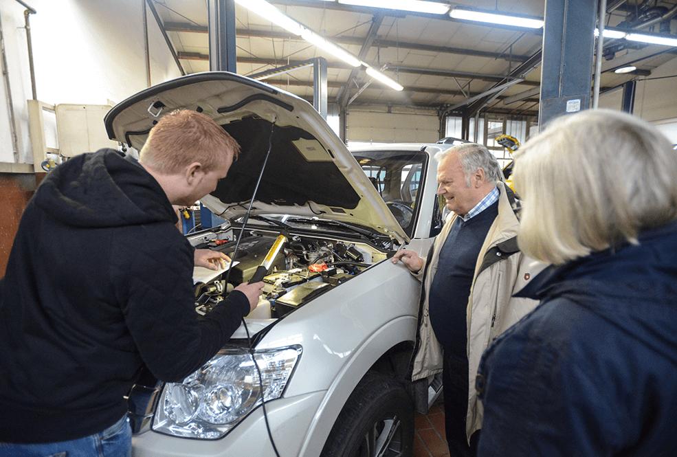 Autohaus Habighorst - kompetenter & freundlicher Service